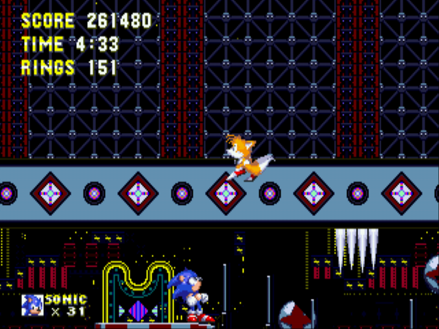 Sonic the Hedgehog 3 - tails?!?!!? - User Screenshot